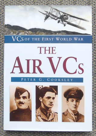 Image for VCs OF THE FIRST WORLD WAR:  THE AIR VCs.