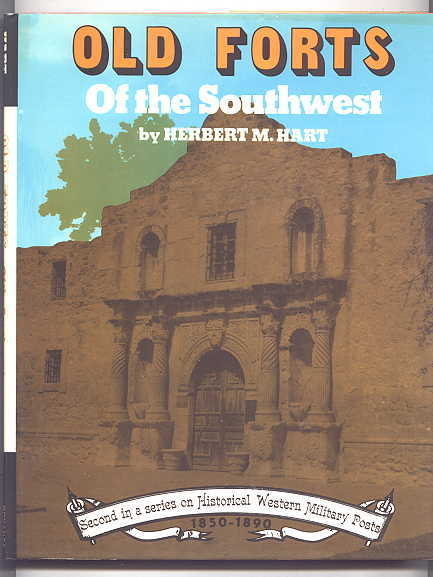Image for OLD FORTS OF THE SOUTHWEST.