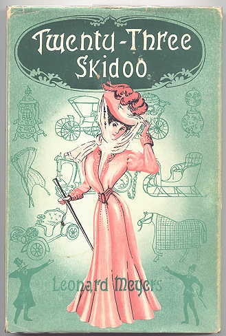 Image for TWENTY-THREE SKIDOO.