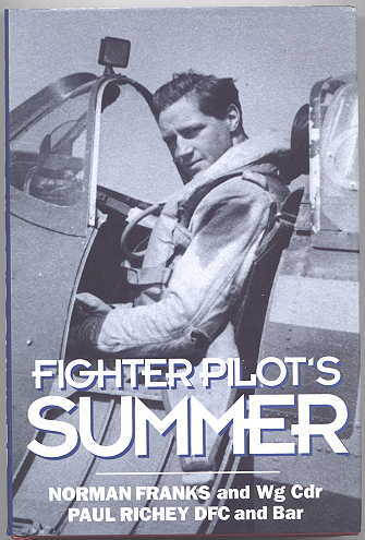 Image for FIGHTER PILOT'S SUMMER.