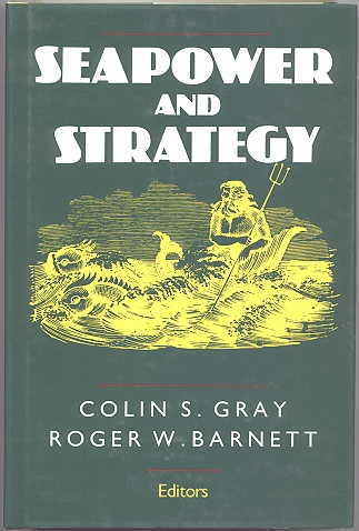 Image for SEAPOWER AND STRATEGY.