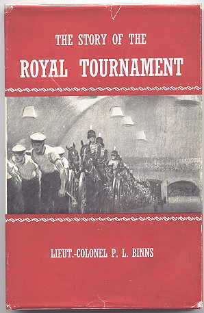 Image for THE STORY OF THE ROYAL TOURNAMENT.
