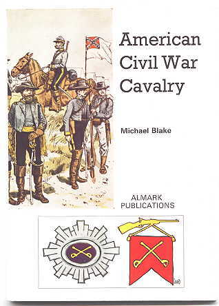 Image for AMERICAN CIVIL WAR CAVALRY.