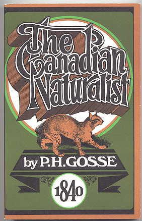 Image for THE CANADIAN NATURALIST.  A SERIES OF CONVERSATIONS ON THE NATURAL HISTORY OF LOWER CANADA.