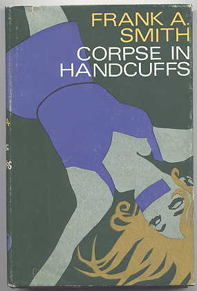 Image for CORPSE IN HANDCUFFS.