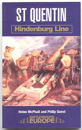 Image for SAINT QUENTIN.  (ST QUENTIN.)  BATTLEGROUND EUROPE - HINDENBURG LINE.