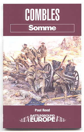 Image for COMBLES.  BATTLEGROUND EUROPE SERIES - SOMME.