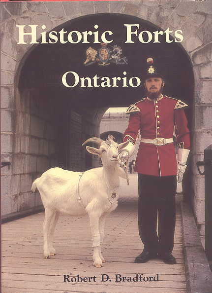 Image for HISTORIC FORTS OF ONTARIO.