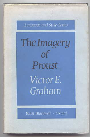 Image for THE IMAGERY OF PROUST.