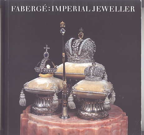 Image for FABERGE: IMPERIAL JEWELLER.