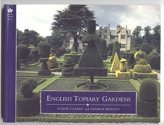 Image for ENGLISH TOPIARY GARDENS.