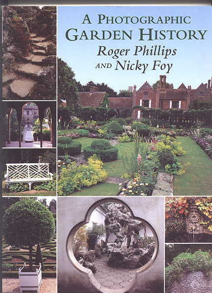 Image for A PHOTOGRAPHIC GARDEN HISTORY.
