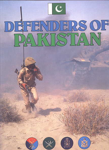 Image for DEFENDERS OF PAKISTAN.