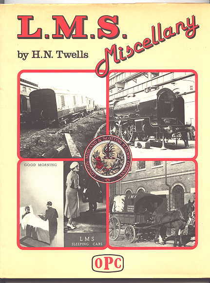Image for L.M.S. MISCELLANY: A PICTORIAL RECORD OF THE COMPANY'S ACTIVITIES IN THE PUBLIC EYE AND BEHIND THE SCENES.  VOLUMES ONE, TWO & THREE.  (THREE VOLUME SET).