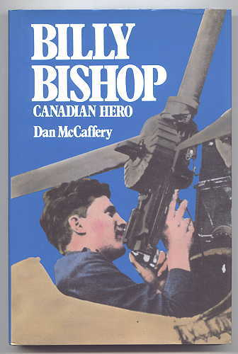 Image for BILLY BISHOP:  CANADIAN HERO.