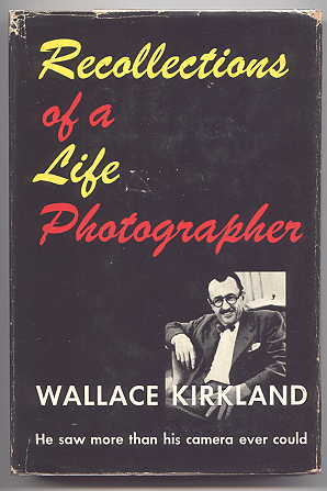 Image for RECOLLECTIONS OF A LIFE PHOTOGRAPHER.