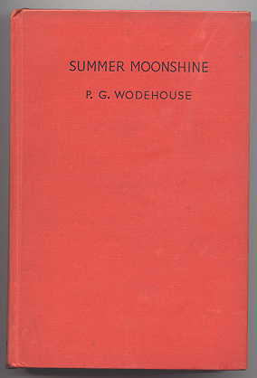 Image for SUMMER MOONSHINE.