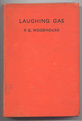 Image for LAUGHING GAS.