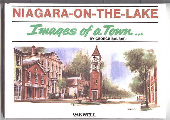 Image for NIAGARA-ON-THE-LAKE: IMAGES OF A TOWN.
