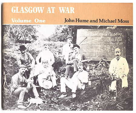 Image for GLASGOW AT WAR.  VOLUME ONE.