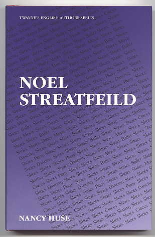 Image for NOEL STREATFEILD.  TWAYNE'S ENGLISH AUTHORS SERIES.