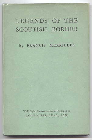 Image for LEGENDS OF THE SCOTTISH BORDER.