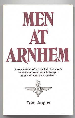 Image for MEN AT ARNHEM.