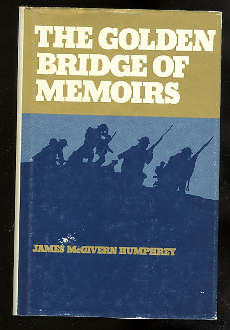Image for THE GOLDEN BRIDGE OF MEMOIRS.