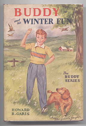 Image for BUDDY AND HIS WINTER FUN, OR, A BOY IN A SNOW CAMP.