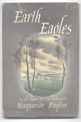 Image for EARTH EAGLES.