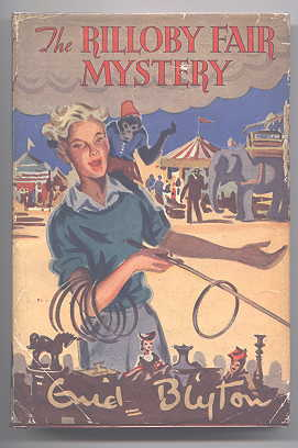 Image for THE RILLOBY FAIR MYSTERY.  (THE 'BARNEY BOOKS'.)