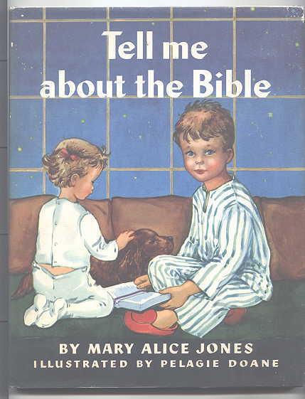 Image for TELL ME ABOUT THE BIBLE.