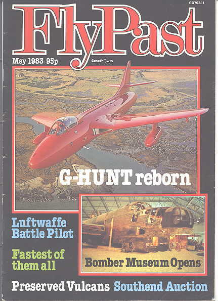 Image for FLYPAST.  NO. 22.  MAY 1983.  (FLY PAST.)