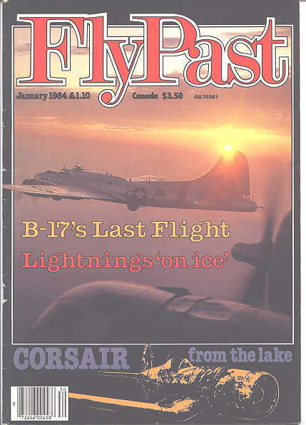 Image for FLYPAST.  NO. 30.  JANUARY 1984.  (FLY PAST.)