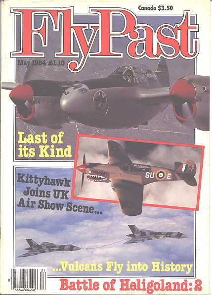Image for FLYPAST.  NO. 34.  MAY 1984.  (FLY PAST.)