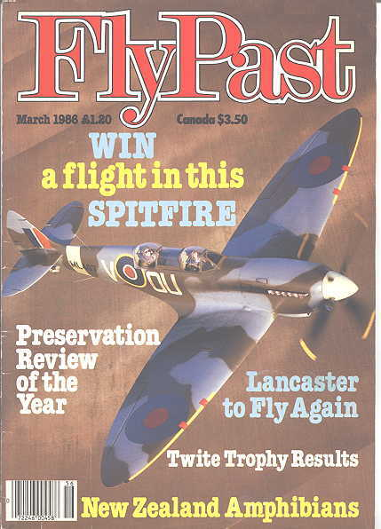 Image for FLYPAST.  NO. 56.  MARCH 1986.  (FLY PAST.)