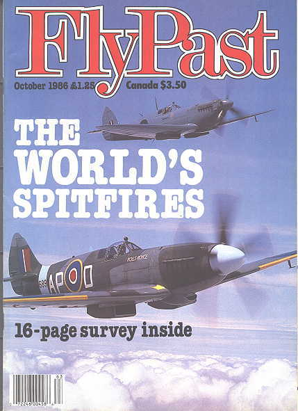 Image for FLYPAST.  NO. 63.  OCTOBER 1986.  (FLY PAST.)