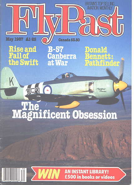 Image for FLYPAST.  NO. 70.  MAY 1987.  (FLY PAST.)