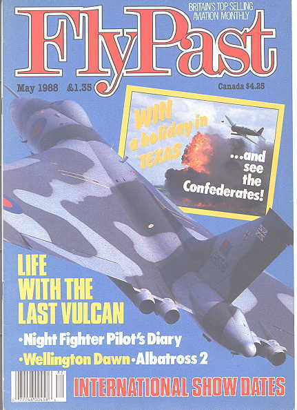 Image for FLYPAST.  NO. 82.  MAY 1988.  (FLY PAST.)