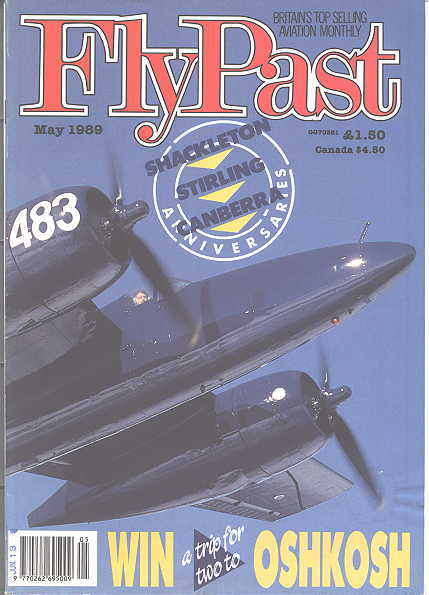 Image for FLYPAST.  NO. 94.  MAY 1989.  (FLY PAST.)