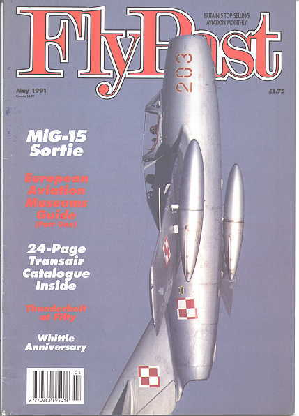 Image for FLYPAST.  NO. 118.  MAY 1991.  (FLY PAST.)
