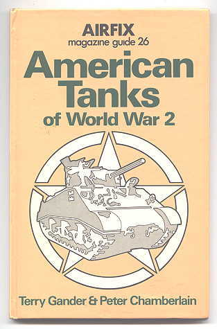 Image for AMERICAN TANKS OF WORLD WAR 2.  AIRFIX MAGAZINE GUIDE 26.