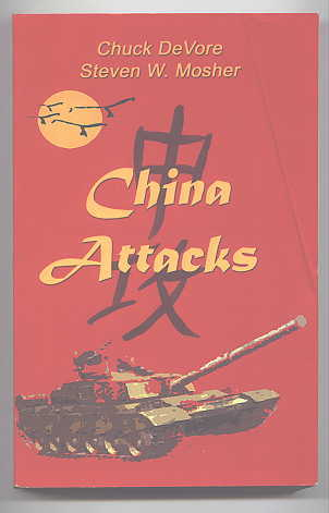 Image for CHINA ATTACKS:  A NOVEL.  SECOND EDITION.