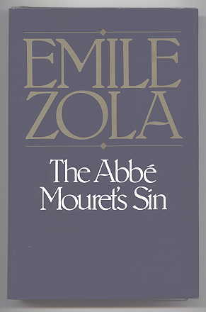 Image for THE ABBE MOURET'S SIN.