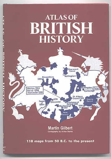 Image for ATLAS OF BRITISH HISTORY.