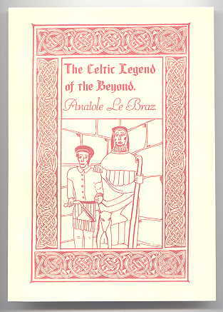 Image for THE CELTIC LEGEND OF THE BEYOND.