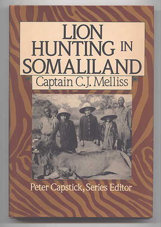 "Image for LION-HUNTING IN SOMALILAND.  ALSO AN ACCOUNT OF ""PIGSTICKING"" THE AFRICAN WART-HOG."