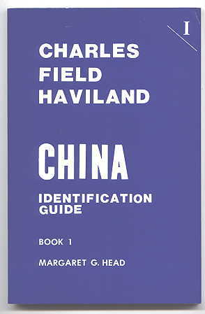 Image for CHARLES FIELD HAVILAND CHINA IDENTIFICATION GUIDE.  BOOK 1.