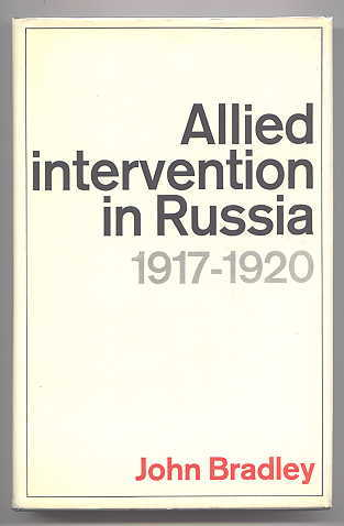 Image for ALLIED INTERVENTION IN RUSSIA.