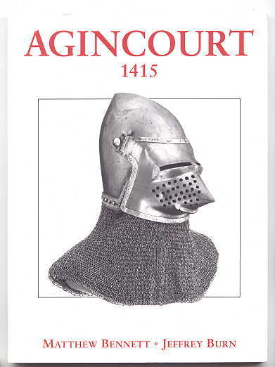 Image for AGINCOURT 1415:  TRIUMPH AGAINST THE ODDS.  OSPREY MILITARY CAMPAIGN SERIES.